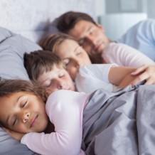 Sådan kommer du til at sove bedre om natten